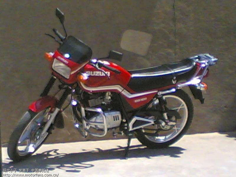 gs125使用感受(流水帐)-济南铃木-摩托车论坛手机版