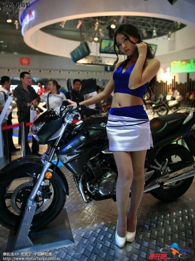 摩托VS美女 摩托车论坛 摩托车论坛