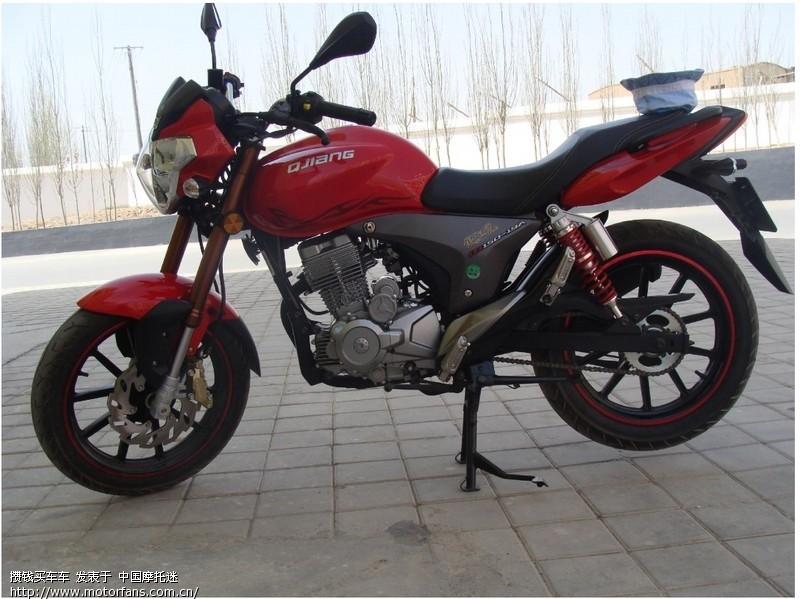 补发钱江龙照片 - 摩托车论坛 - 钱江摩托 - 摩托车