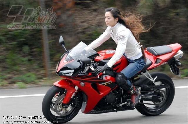 摩托女郎性感女郎骑摩托车摩托女郎 640