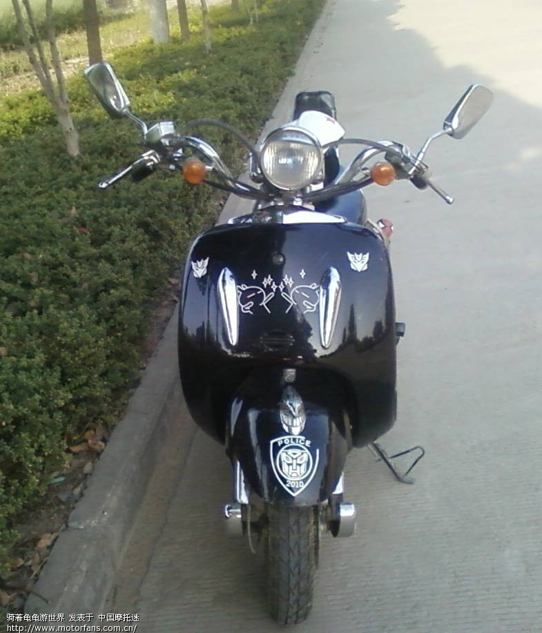 晒晒我的小绵羊-踏板论坛-摩托车论坛手机版-中国第一