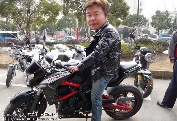 摩托车论坛 浦西试驾cf650 中国第一摩托车论坛 摩旅进行到高清图片