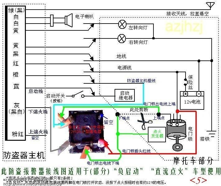 车防盗器安装方法_防盗器的安装方法是与防盗器质量同样重要的因