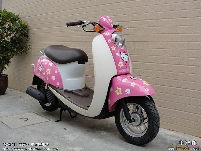 想买女装摩托车