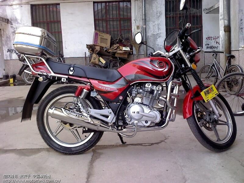 请给个钱江QJ125E摩托车图片 - 摩托车论坛 -