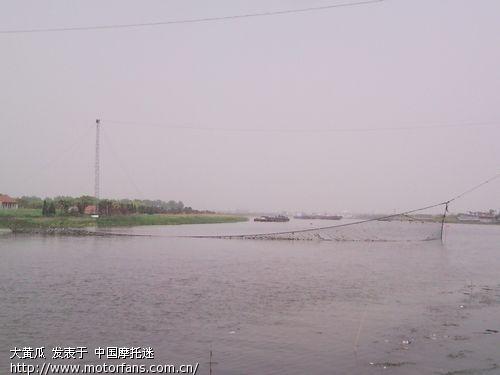 松江石湖蕩泖河風景