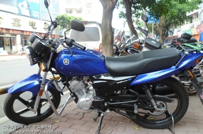 小弟新入手的YBZ-雅马哈-摩托车技术-中国上图纸论坛要求castingr图片