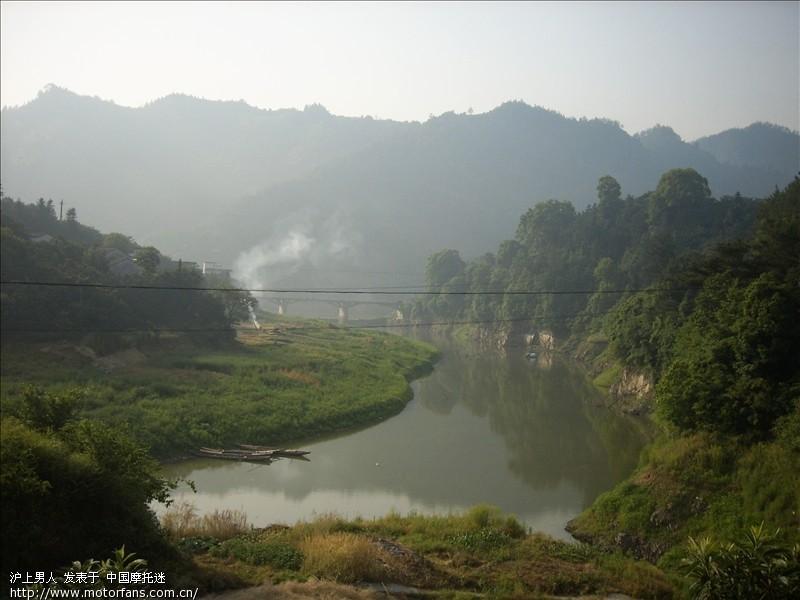 标题: 浙西华浪线新安江山水画廊踏板游