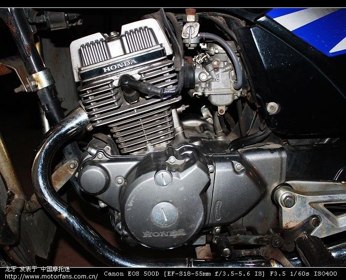 发动机,原车化油器, 原车点火器一个(还一个丢了),原车2个高压包.