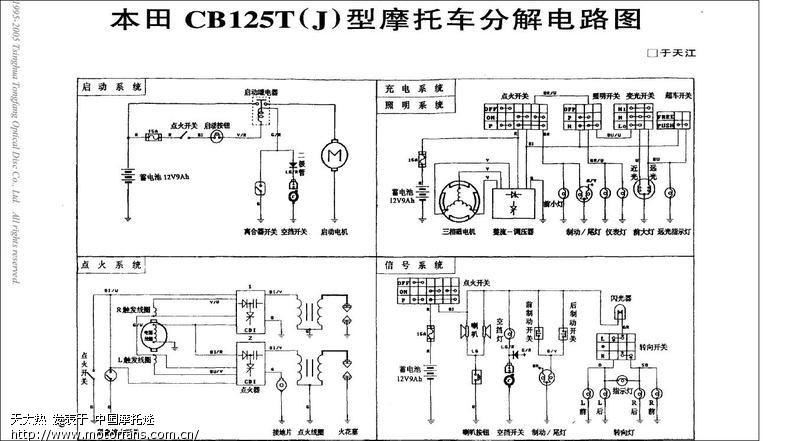 双缸机点火系统 - 维修改装 - 摩托车论坛 - 中国第一