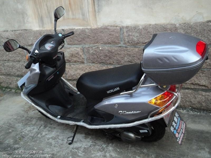 铃木助力摩托车价格_可上牌仿铃木小龟王摩托车助力车踏板车8