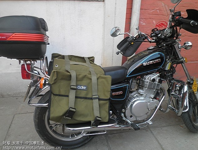GN250入藏日记-给准备进藏的朋友们参考 - 北