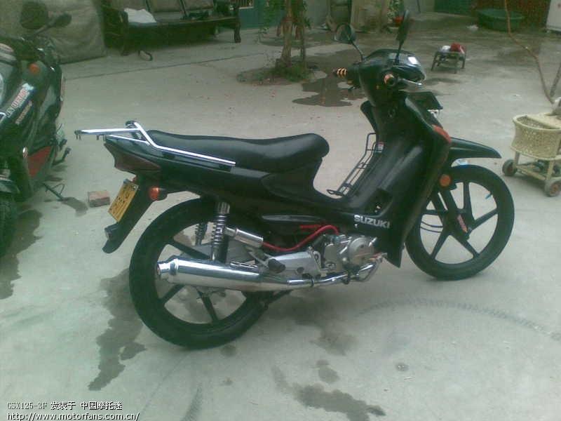 gsx125-3b 6300包牌 - 济南铃木 - 摩托车论坛 - 中国
