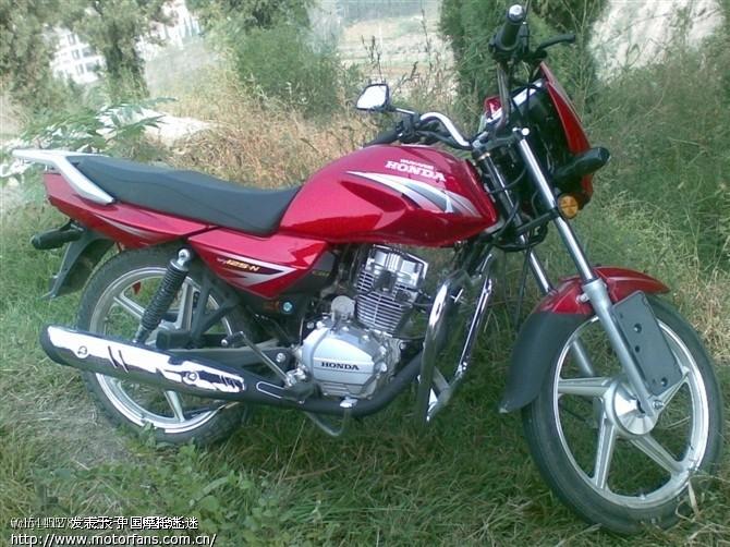 本田摩托车125报价 本田摩托车官方报价 五羊本田摩托车 -五羊本田