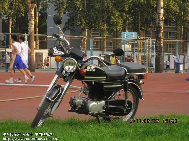 嘉陵70摩托车嘉陵70-很好的小车,被你搞得乌七八,,,这车就图个
