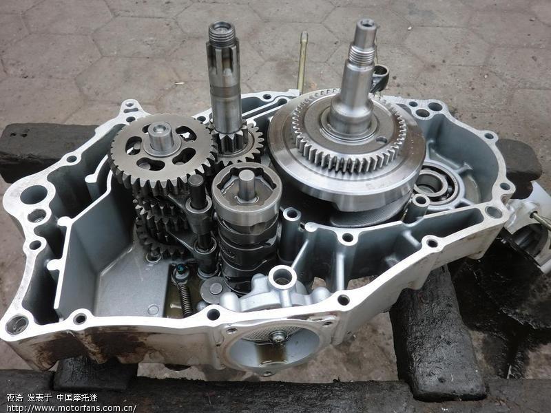 en3a发动机内部构造图;