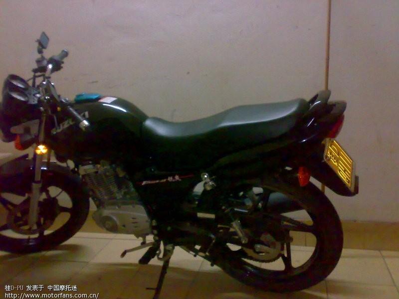 25号入手的en2f - 豪爵铃木 - 摩托车论坛 - 中国第一