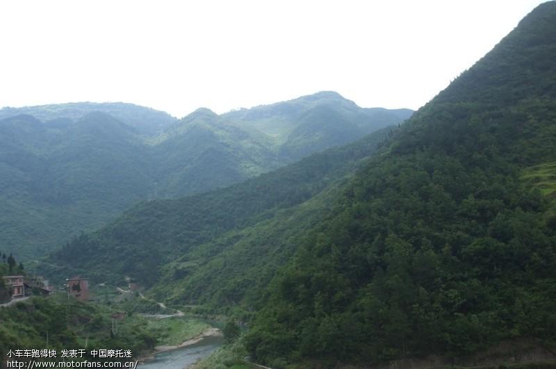 亲子摩游贵州水银河风景区