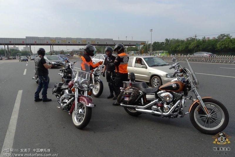03 单骑过桥了 更新中 哈雷车友崇明岛跨海大桥高速和交警过招 视