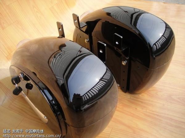 钱江龙有装边箱的进 - 摩托车论坛 - 钱江摩托 -