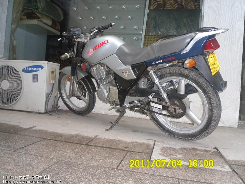 铃木刀 中国第一摩托车论坛 摩旅进行到底 -铃木刀高清图片
