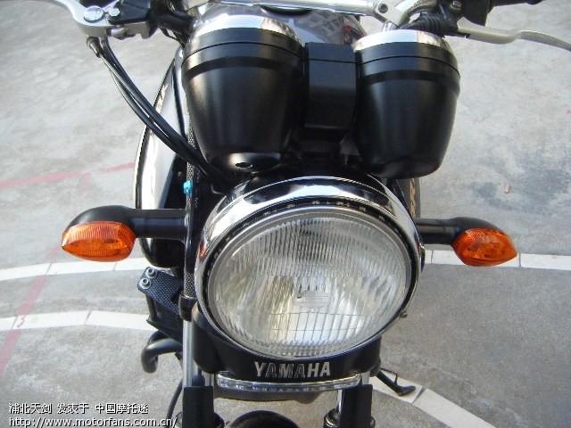 天剑250改大灯 刹车灯 - 雅马哈 - 摩托车论坛 - 中国