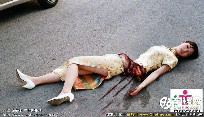 车祸现场图片,车祸现场恐怖图片