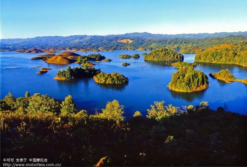"""下一个待探索的地方""""云南千岛湖""""——盈江凯邦亚湖"""