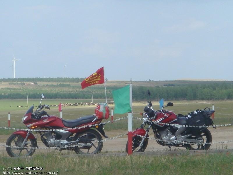 我的旗(向海-龙江-乌兰浩特-阿尔山-扎兰屯-张掖白城到循化自驾游攻略图片