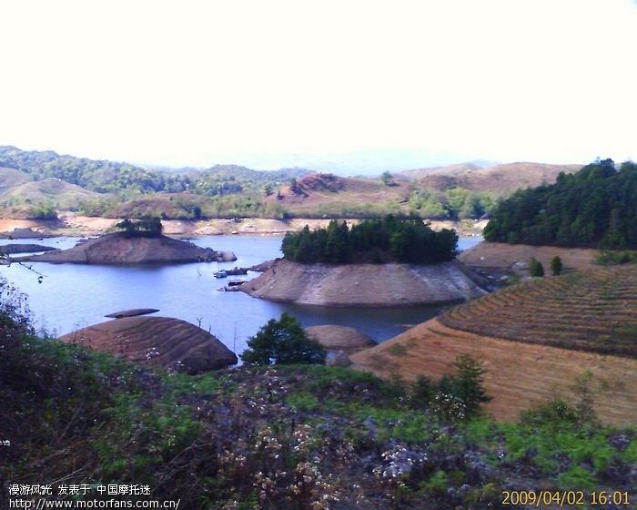 """标题: 下一个待探索的地方""""云南千岛湖""""——盈江凯邦亚湖"""