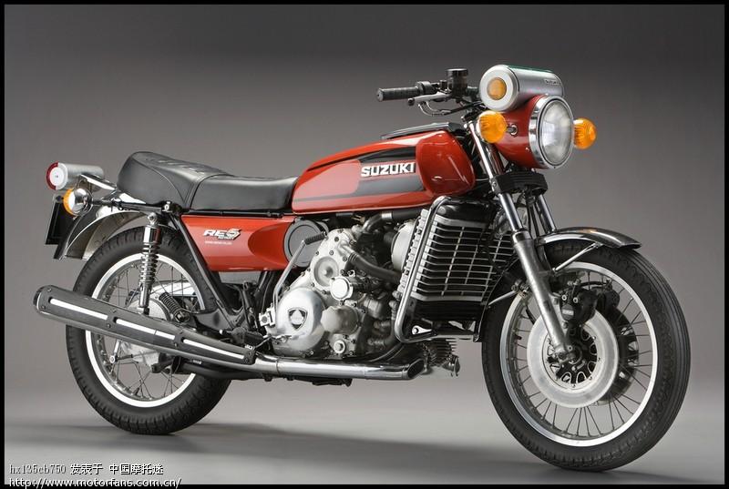 (转载)suzuki re5 转子发动机摩托车