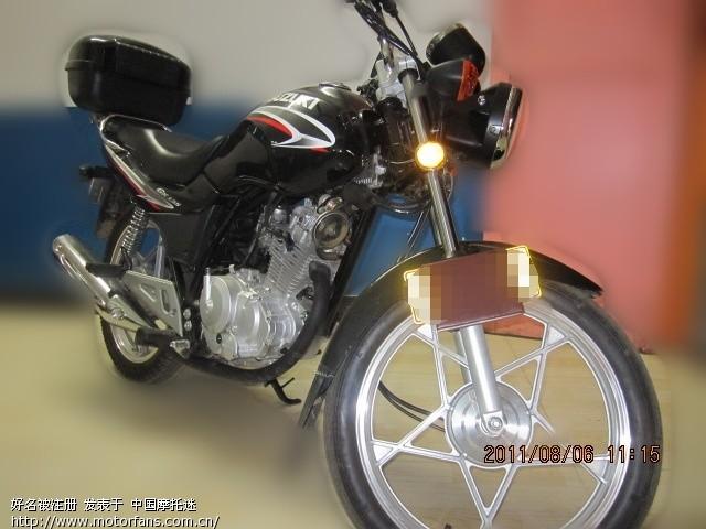 金城铃木gx125(sj125)骑行报告 - 摩托车论坛 - 摩托