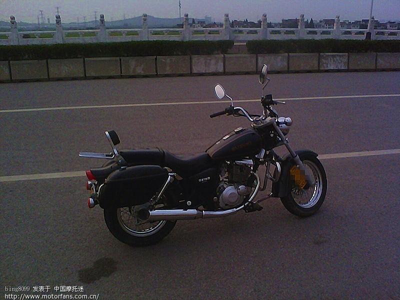 喜欢gz150a美式太子的朋友进来帮忙看看 豪爵铃木 骑式车