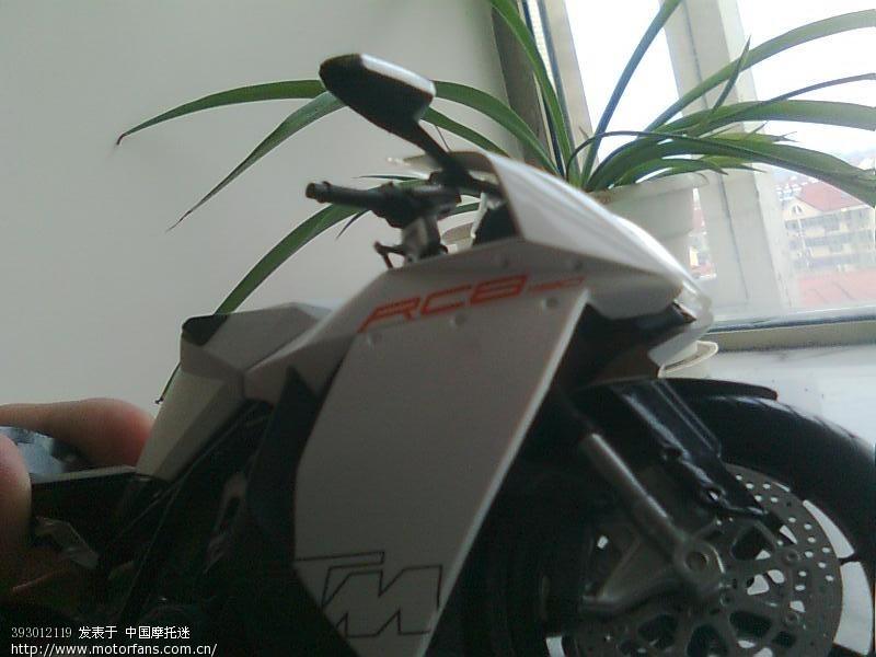 晒一下买了1年多的机械猛兽KTM-RCB - 踏板论