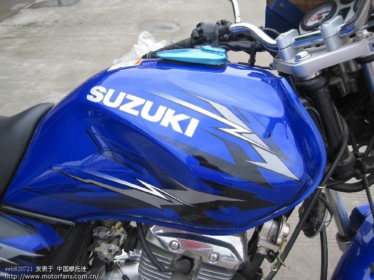 豪爵铃木en125-锐爽-摩托车论坛手机版-中国第一摩