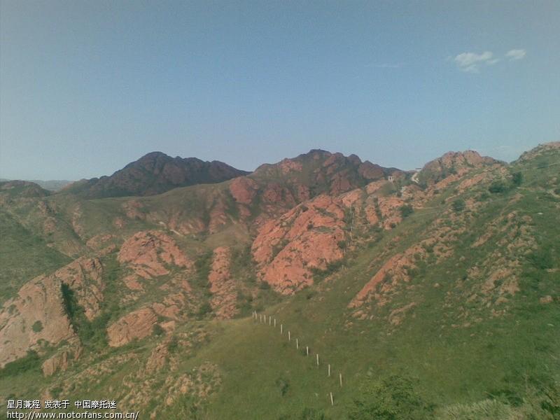 03 挺进内蒙赤峰红山国家森林公园---爬山越野能力风采不减当年