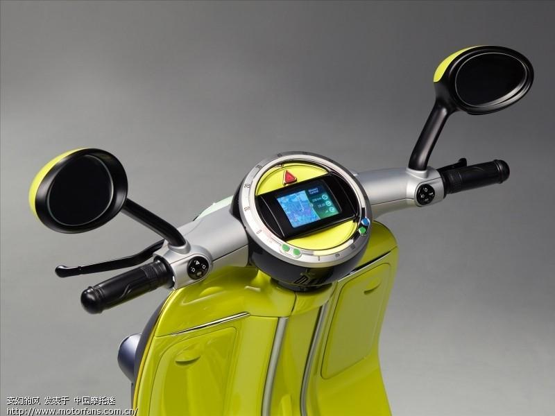 宝马迷你小电动超牛逼 进口品牌 宝马BMW 摩托车论坛 中国第一摩托高清图片