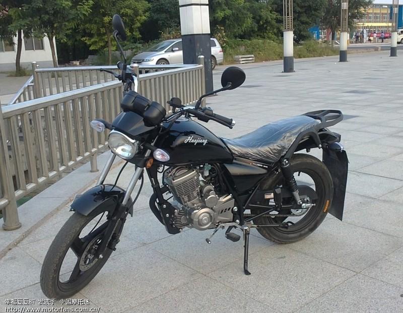 新入手的天虎 - 其他国产品牌 - 摩托车论坛 - 中