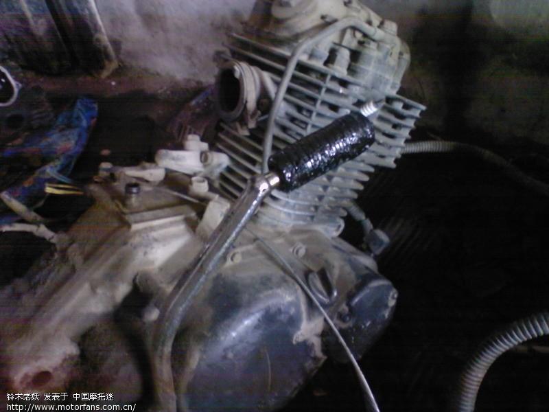 铃木416发动机点火器和线圈