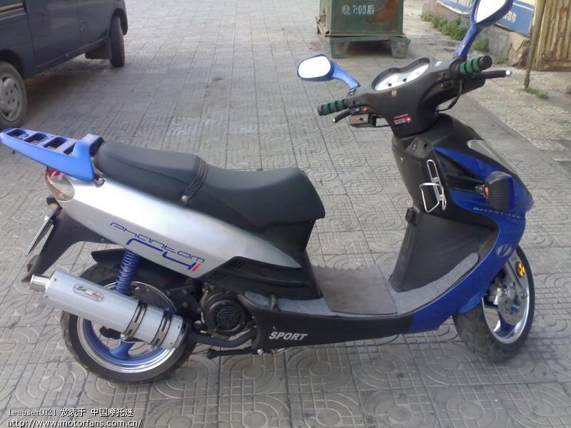 求解,钱江125踏板摩托车
