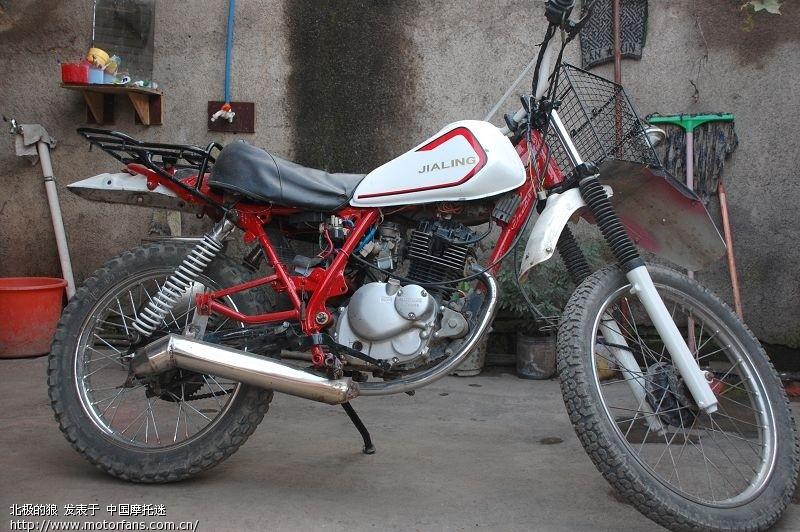 gs125白菜 - 激情越野 - 摩托车论坛 - 中国第一摩托