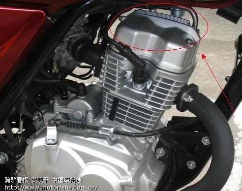 本田otr发动机为何这样设计?图片