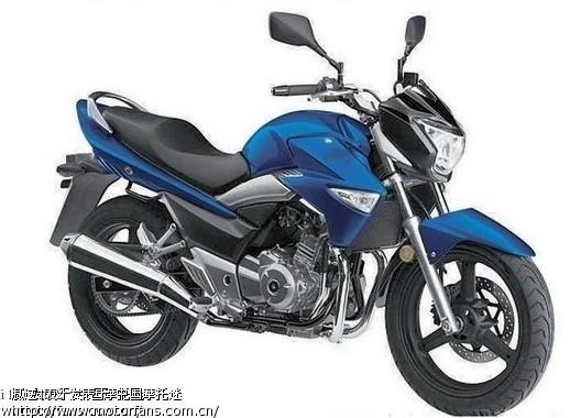 铃木摩托车250有几款