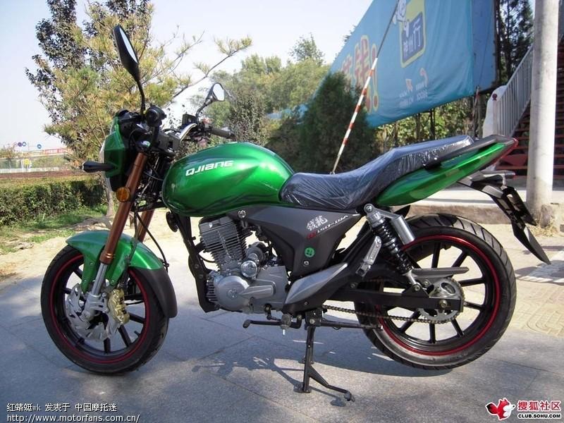 钱江龙150 - 摩托车论坛