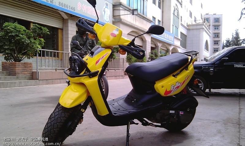 雷克150踏板车(山猫款)使用报告 增加游玩澄江和华宁情况