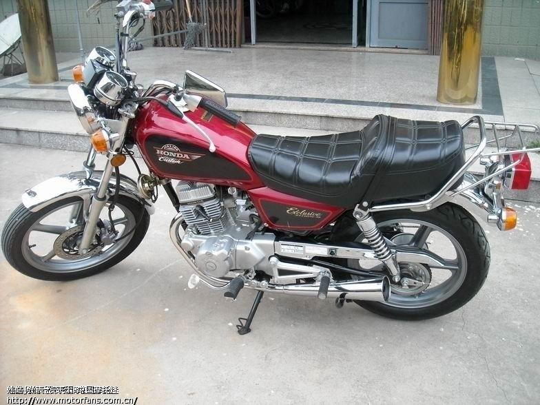 谁有嘉本cm-125双缸发动机 - 维修改装 - 摩托车