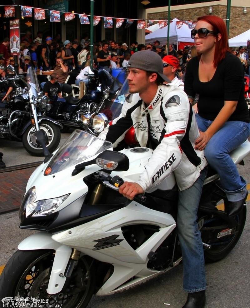 2011年德克萨斯州摩托车嘉年华
