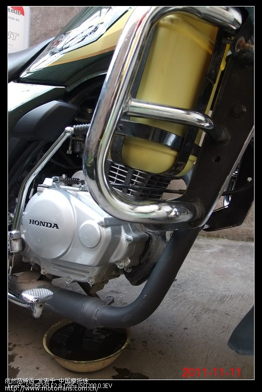 CBX换了专用机油 新大洲本田 中国第一摩托车论坛 摩旅进行到底 -标高清图片