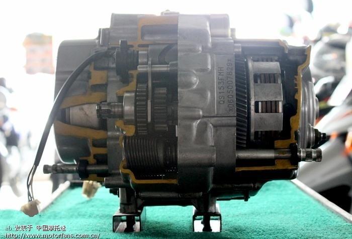 FD110发动机 - 弯梁世界 - 摩托车论坛 - 中国第