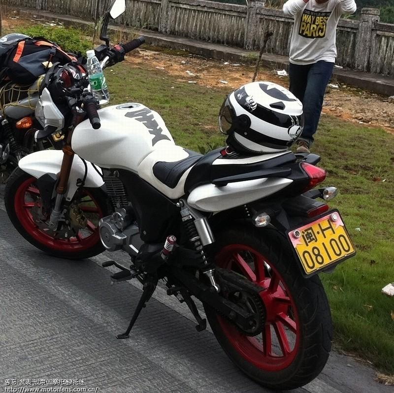 摩托车论坛 - 钱江